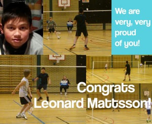 Congrats Leo 2