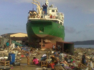 Photo credit: Hermogenes Escala, beneficiary of SSL Haiyan Fund.