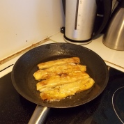 Fried turon