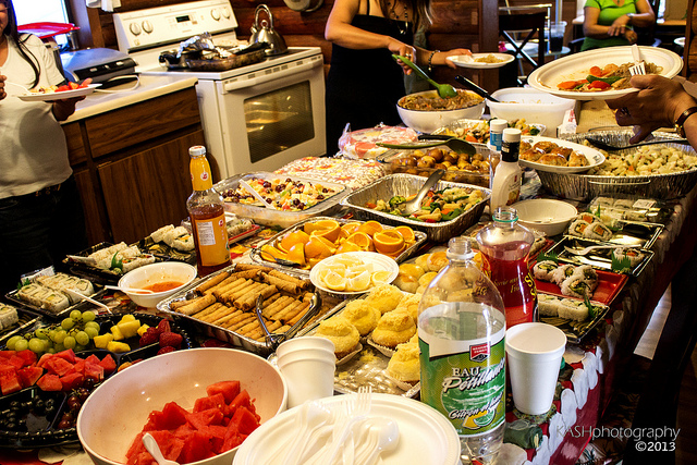 Food For New Years Eve Party Filipino