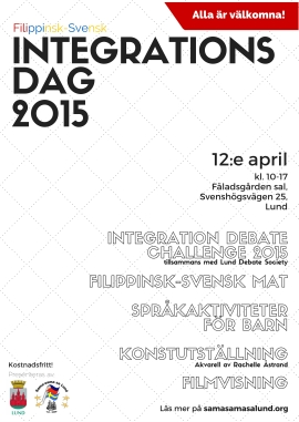 integrationsdag 2015