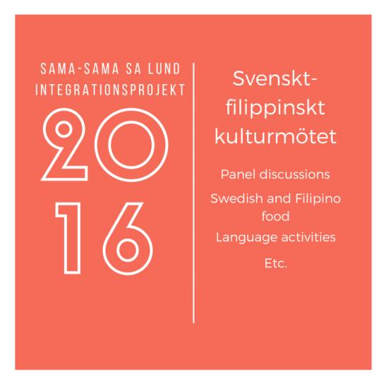 Svenskt-filippinskt Kulturmötet